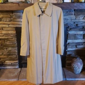 Vintage Burberry's trench coat